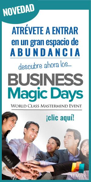 Descubre Los Business Magic Days